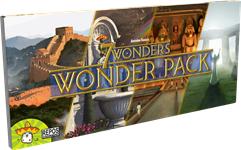 7 Wonders - ext. - Wonder Pack n° 1